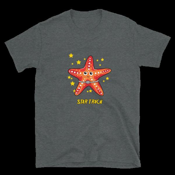 Final Starfish 1 mockup Front Flat Dark Heather