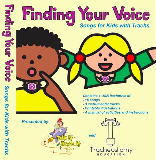 Pediatric Tracheostomy Songs