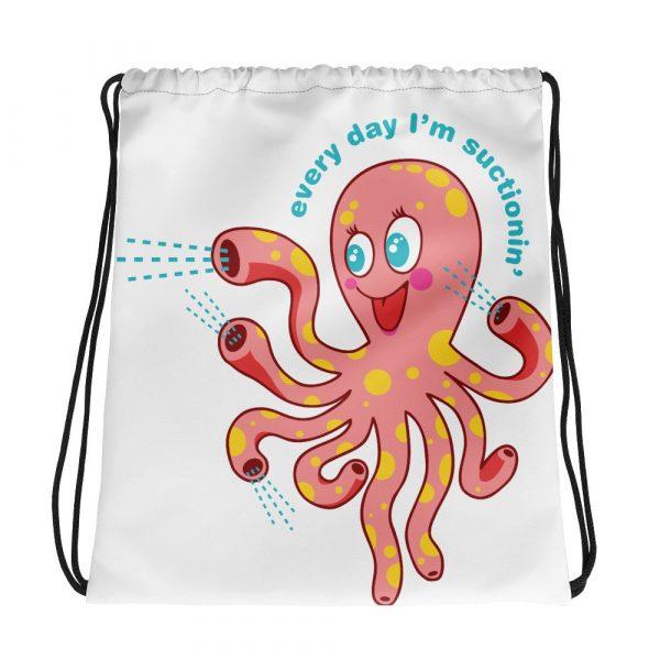 scrub bag