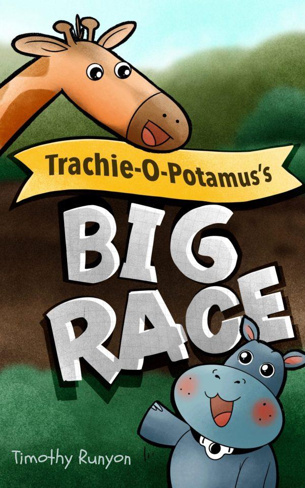 Tracheostomy Children's Ebook Trachie-o-potamus