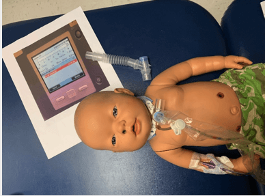 pediatric tracheostomy simulation