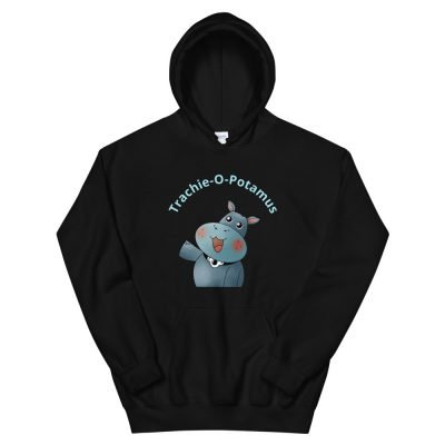 Trachie-o-potamus sweatshirt