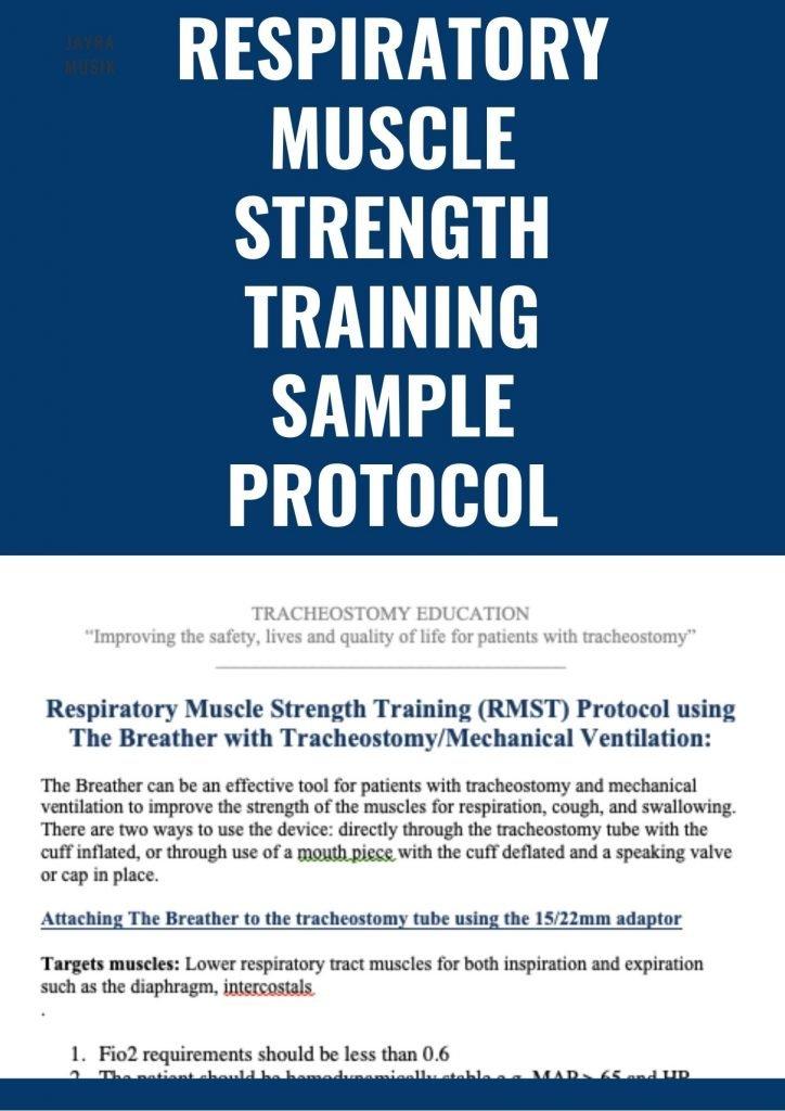 RMST sample protocol